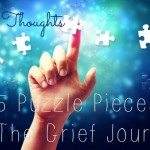 Second Thoughts & 5 Puzzle Pieces For The Grief Journey