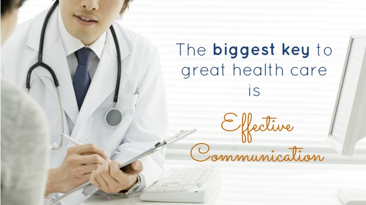 the biggest key. to greath health care